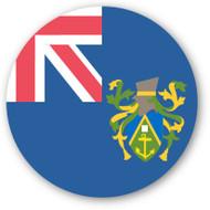 Emoji One Wall Icon Pitcairn Flag