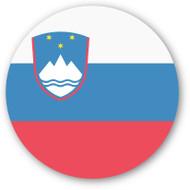 Emoji One Wall Icon Slovenia Flag