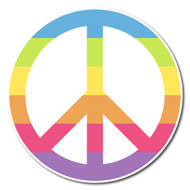 Emoji One Symbols Wall Icon: Peace Symbol