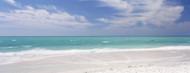 Privacy Screen: Clouds over Lido Beach