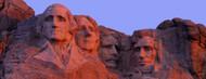 Privacy Screen: South Dakota, Mount Rushmore