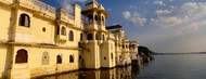Standard Photo Board: Yellow Buildings Lake Pichola - AMER