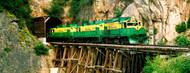 Privacy Screen: Train White Pass And Yukon Route Railroad