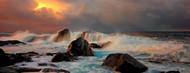 Standard Photo Board: After Storm Wave by Bjørn A Hveding - AMER