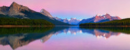 Standard Photo Board: Maligne Lake by Yan Zhang - AMER