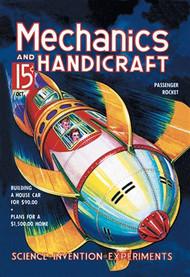 Mechanics and Handicraft Passenger Rocket