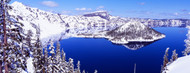 Privacy Screen: Crater Lake National Park