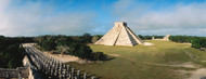 Standard Photo Board: Pyramid Chichen Itza Mexico - AMER