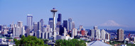 Extra Large Photo Board: Seattle Skyline - AMER