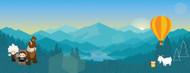 Standard Photo Board: Salesforce Backdrop Design One - AMER