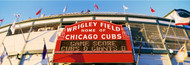 Standard Photo Board: Wrigley Field Sign - AMER - INDY