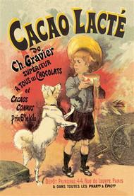 Cacao Lacte de Ch. Gravier Superieur