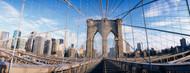 Standard Photo Board: Railings Brooklyn Bridge - AMER