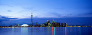 Standard Photo Board: Buildings at Waterfront Toronto - AMER