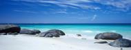Standard Photo Board: Boulders on the Beach Flinders Bay - AMER
