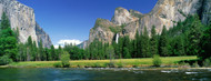 Standard Photo Board: Bridal Veil Falls Yosemite - AMER