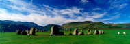 Extra Large Photo Board: Sheep Grazing Castlerigg Stone Lake District - AMER