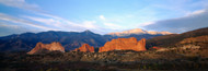 Extra Large Photo Board: Garden Of The Gods, Colorado Springs - AMER