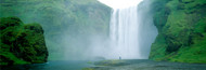 Extra Large Photo Board: Skogafoss Falls Iceland - AMER
