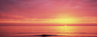Standard Photo Board: Sunset Over The Sea Venice Beach- AMER