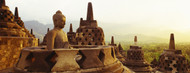 Standard Photo Board: Borobudur Temple Java - AMER