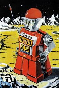 Cragstan Robot