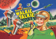 Space Patrol Walkie Talkie