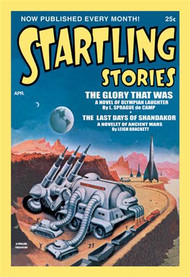 Startling Stories: Planet-Vac