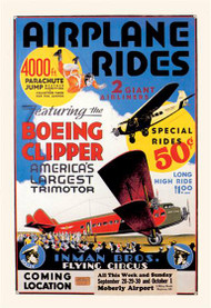 Airplane Rides Inman Bros Flying Circus