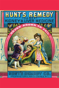 Hunts Remedy Kidney Liver Medicine