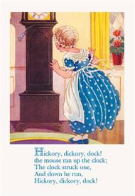 Hickory, Dickory, Dock!