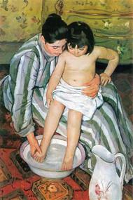 Bath by Mary Cassatt