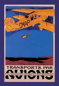 Transports par Avions II