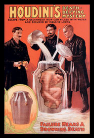 Houdini's Death-Defying Mystery