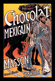 Masson: Chocolat Mexicain