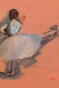 Ballet Dancer by Edgar Degas