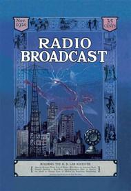 Radio Broadcast Building RB Lab Receiver