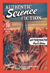 Authentic Science Fiction: Blast Off