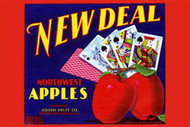 New Deal Northwest Apples