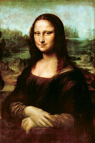 Mona Lisa, La Gioconda by Da Vinci