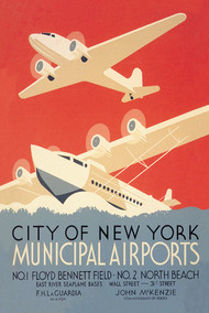 City of New York Municipal Airports WPA