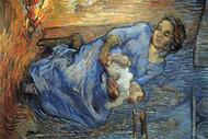 Rake by Van Gogh