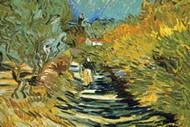 Saint-Remy by Vincent Van Gogh