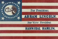For President, Abraham Lincoln
