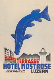 Hotel Mostrose Luzern