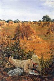 94 Degrees in the Shade by Alma-Tadema