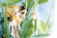 Beautiful Flower by Alma-Tadema