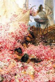 Roses of Heliogabalus by Alma-Tadema