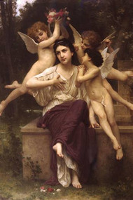 Ave de Primetimes by Bouguereau