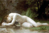 Biblis by Bouguereau